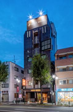 ホテルメルディア荻窪