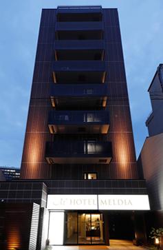 ホテルメルディア大阪肥後橋